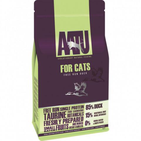 AATU – מזון לחתולים – ברווזי חופש